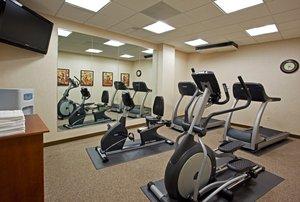 Fitness/ Exercise Room - Holiday Inn Coliseum Fort Wayne