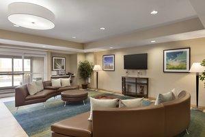 Lobby - Candlewood Suites Vestal
