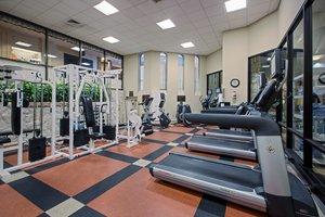 Fitness/ Exercise Room - Crowne Plaza Hotel Wyomissing