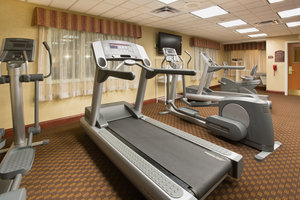 Fitness/ Exercise Room - Holiday Inn Express Mitchell
