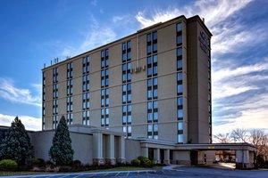 Exterior view - Crowne Plaza Hotel Newark Airport Elizabeth