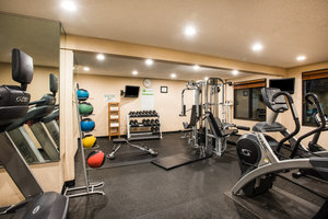 Fitness/ Exercise Room - Holiday Inn Hasbrouck Heights