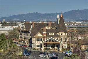 Exterior view - Holiday Inn Express Downtown Spokane