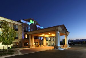 Exterior view - Holiday Inn Express Longmont