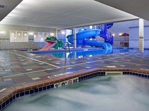 Pool - Holiday Inn Express Longmont
