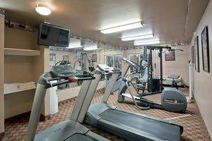 Fitness/ Exercise Room - Holiday Inn Express Downtown Spokane