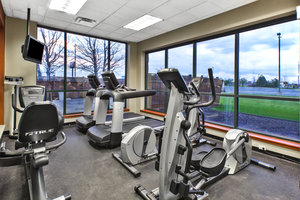 Fitness/ Exercise Room - Holiday Inn Hotel & Suites Bolingbrook