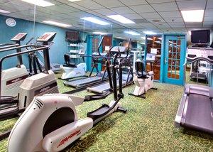 Fitness/ Exercise Room - Holiday Inn North Miramar San Diego