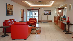 Lobby - Holiday Inn Hinton
