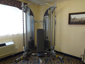 Fitness/ Exercise Room - Holiday Inn Hinton