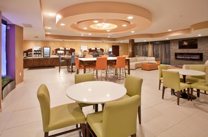 Restaurant - Holiday Inn Express Hotel & Suites St Louis Airport
