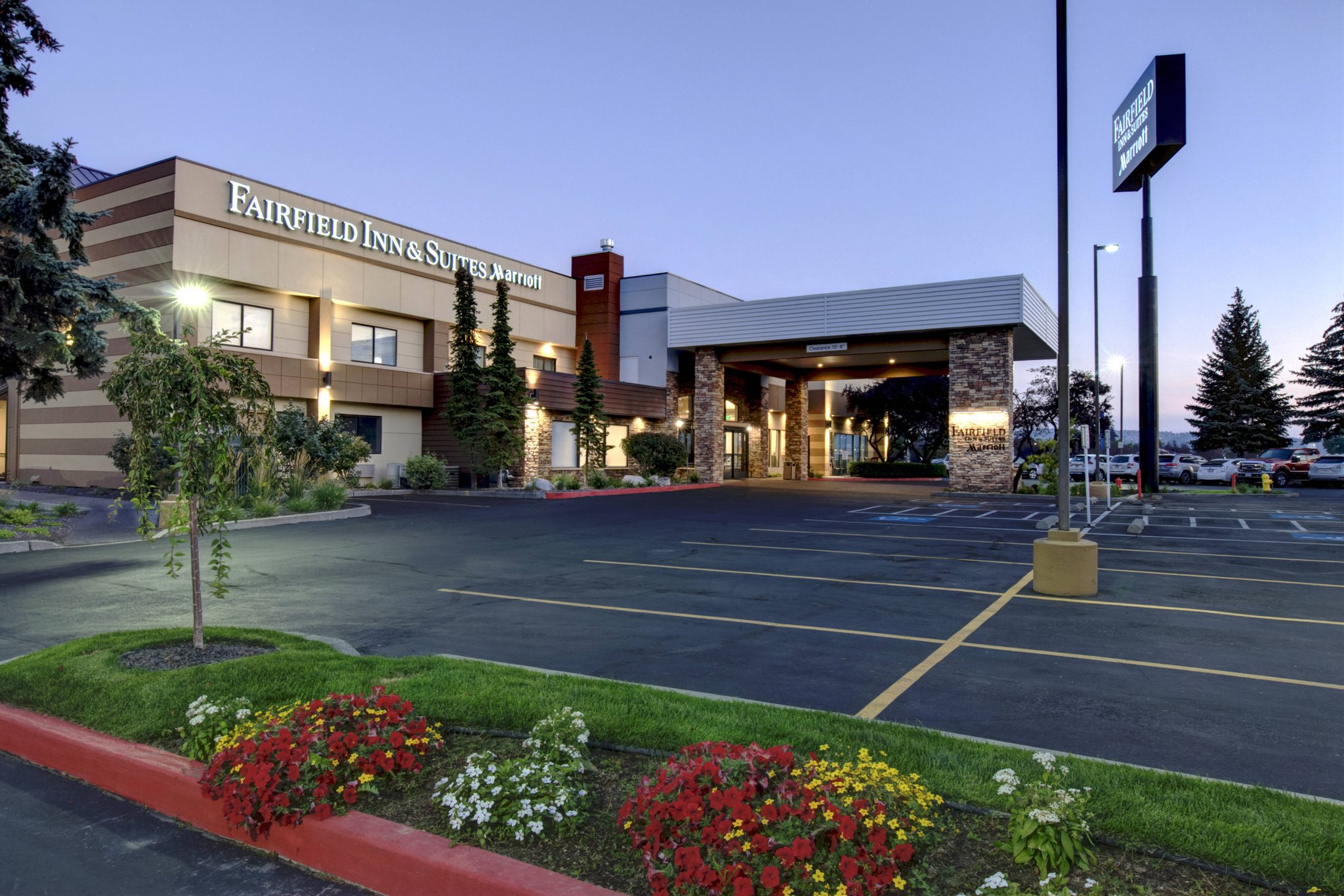 Fairfield Inn and Suites Spokane Valley