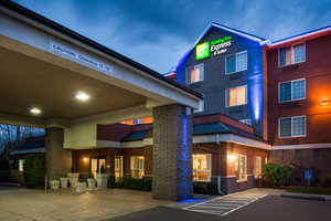 Exterior view - Holiday Inn Express Jantzen Beach Portland