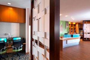 Conference Area - Springhill Suites by Marriott Mobile