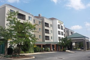 Exterior view - Courtyard by Marriott Hotel Altoona