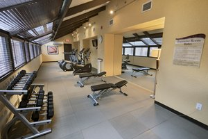 Fitness/ Exercise Room - Crowne Plaza Hotel Wilmington North