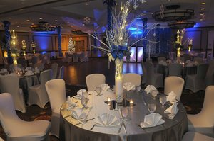 Ballroom - Crowne Plaza Hotel Wilmington North