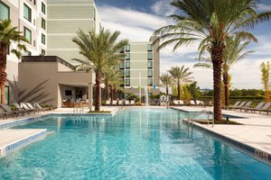 Recreation - SpringHill Suites by Marriott Millenia Orlando