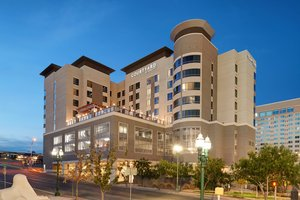 Exterior view - Courtyard by Marriott Hotel Downtown El Paso