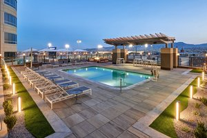 Recreation - Courtyard by Marriott Hotel Downtown El Paso