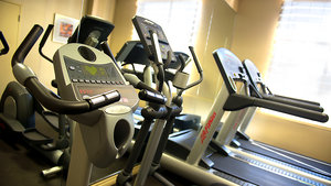 Fitness/ Exercise Room - Holiday Inn Hotel & Suites Mississauga