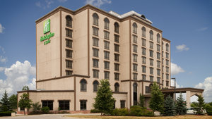 Exterior view - Holiday Inn Hotel & Suites Mississauga