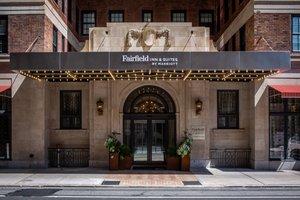 Exterior view - Fairfield Inn & Suites by Marriott Center City Philadelphia