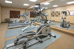 Fitness/ Exercise Room - Holiday Inn Express Hotel & Suites North Pueblo