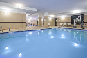 Pool - Holiday Inn Express Hotel & Suites North Pueblo