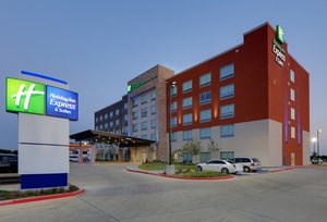 Exterior view - Holiday Inn Express Hotel & Suites Northwest Dallas