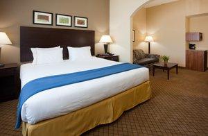 Room - Holiday Inn Express Hotel & Suites Mankato