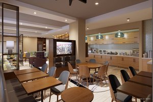 Restaurant - TownePlace Suites by Marriott Midtown New York