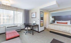 Room - Staybridge Suites U District Seattle