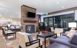 Lobby - Staybridge Suites U District Seattle