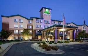 Exterior view - Holiday Inn Express North St Paul