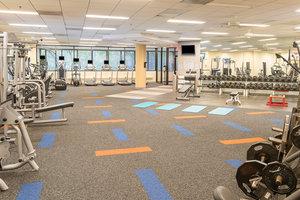 Fitness/ Exercise Room - Crowne Plaza Hotel Plainsboro