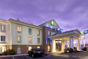 Exterior view - Holiday Inn Express Hotel & Suites Chambersburg