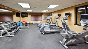Fitness/ Exercise Room - Holiday Inn Express Hotel & Suites Airport Great Falls