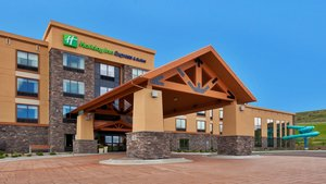Exterior view - Holiday Inn Express Hotel & Suites Airport Great Falls