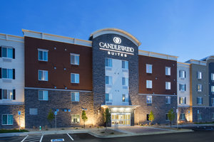 Exterior view - Candlewood Suites Longmont