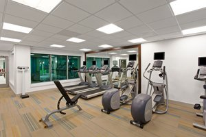 Fitness/ Exercise Room - Holiday Inn Express Hotel & Suites Medical Center Houston