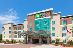 Exterior view - Holiday Inn Express Hotel & Suites Medical Center Houston