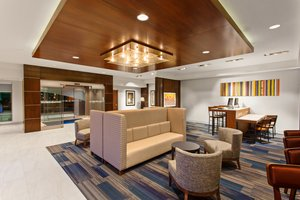 Lobby - Holiday Inn Express Hotel & Suites Medical Center Houston