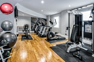 Fitness/ Exercise Room - Hotel Indigo Downtown Dallas