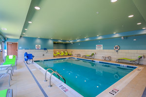 Pool - Holiday Inn Express Hotel & Suites Reedsville