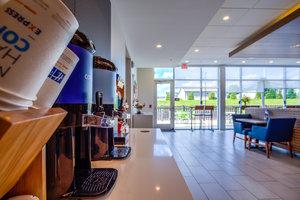 Restaurant - Holiday Inn Express Hotel & Suites Reedsville