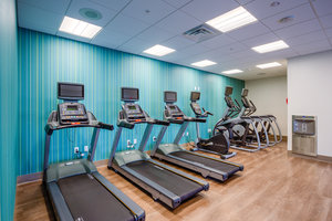 Fitness/ Exercise Room - Holiday Inn Express Hotel & Suites Reedsville