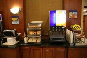 Restaurant - Holiday Inn Express Hotel & Suites Detroit