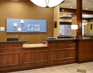 Lobby - Holiday Inn Express Hotel & Suites Detroit