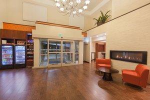 Lobby - Holiday Inn Express Morgan Hill